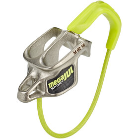Edelrid Mega Jul Sport Belay Device slate